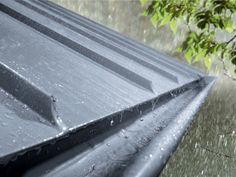 Laminado metálico contínuo para cobertura de zinco-titânio by RHEINZINK Italia