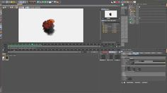 X-Particles Tutorial: How to make Explosions using X-Particles's Built-in FLIP Solver