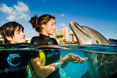 Atlantis in the Bahamas!  Awesomeness!!  :)