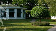 Haus am See - Krakow mit kleinem Extra Haus http://www.hausamsee.de/index.php?HOME