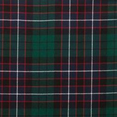 Hunter Modern Lightweight Tartan by the meter – Tartan Shop