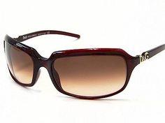 Dolce & Gabbana 2192 D Red K74 Sunglasses Red Gradient Lenses Size: 62-17-115 Dolce & Gabbana. $79.95