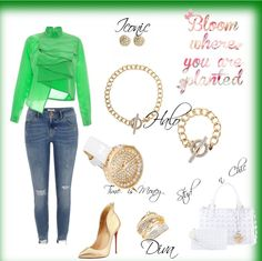You can can dress up your casual look wearing Traci Lynn Jewelry.