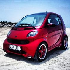 LOVE this car #smartcar
