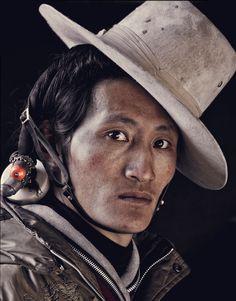 Tibetans - Tibet by Jimmy Nelson
