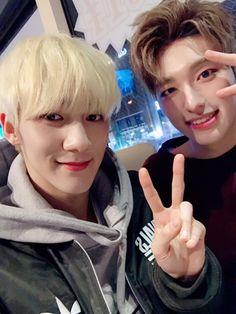 Jihun and Snuper's Sebin
