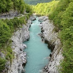 Soča valley