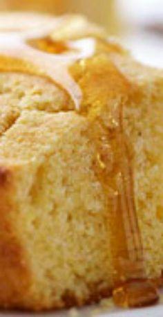 Corn Bread Recipe Bread Bar, Corn Bread, Classic Cornbread Recipe, Cornbread Recipes, Bread Spread Recipe, Cornmeal Cornbread, Banana Frosting, Looks Yummy, Bread Rolls