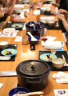 ストウブ鍋で世界の料理を制覇!?