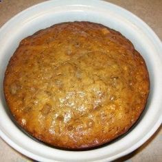 Crock-Pot Ladies Crock-Pot Banana Bread, I just put this in the crock pot...can't wait to see how it turns out!