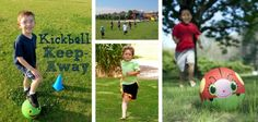 {10 Must-Try Ideas for Outdoor Fall Play} *Including classic games like Capture the Flag. Do you remember playing that?!?!