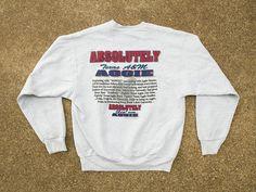 52f592343b2d 90s Texas A M Sweashirt M - Vintage Texas AM Crewneck Sweatshirt Men s  Medium- Vintage Aggies Shirt M - 90s Aggies- Gig Em Shirt- 12th Man