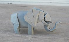 Amazing Origami Sculptures by Shuki Kato