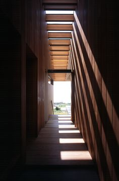 Image 3 of 17 from gallery of Air Flow House / UID Architects. Photograph by Hiroshi Ueda