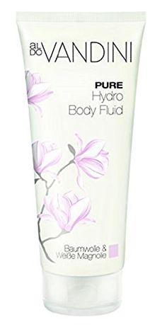Hydrating Body Lotion Imported From Germany Vegan Paraben Free 200 ml Quick Absorbing Moisturizing Cream Scented with Elegant Magnolia Blossoms by PURE aldo Vandini >>> Visit the image link more details.