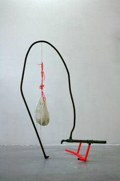 The deflated figure, Emily Motto