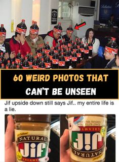 These images are either weird, cursed, or show the underside of everyday life. For these reasons, we know that we were never meant to lay our eyes on them. And what do we do when something isn't really meant to be seen? We just HAVE to check it out!