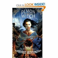 Demon Witch (The Ravenscliff Series, Book 2) by Geoffrey Huntington