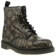 50d6ee67c74be4 Dr Martens Purple Pascal Baroque 8 Eye Womens Boots Dr Martens Boots