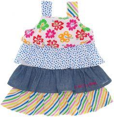 Färgglad klänning från Agatha Ruiz de la Prada