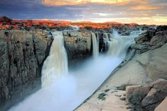 The+Augrabies+Falls+South+Africa