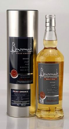 Benromach Peat Smoke, 86/100pts//JL Nose: 21 Taste: 23 Finish: 20 Balance: 22