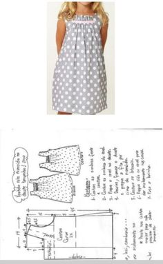 Baby Girl Dress Patterns Baby Clothes Patterns Love Sewing Baby Sewing Sewing For Kids Little Girl Outfits Kids Outfits Frock Design Sewing Clothes Toddler Dress Patterns, Baby Clothes Patterns, Dress Sewing Patterns, Clothing Patterns, Skirt Patterns, Coat Patterns, Blouse Patterns, Dresses Kids Girl, Little Dresses