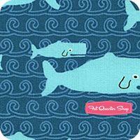 Don't Be Crabby Fat Quarter Bundle Laurie Wisbrun of Robert Kaufman Fabrics - Fat Quarter Shop