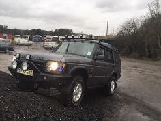 2003 LAND ROVER DISCOVERY for sale | LRO.com, UK
