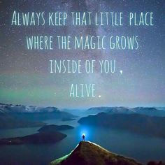 Magic Inside You