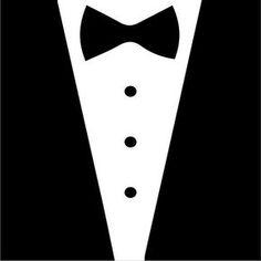 Black and white bow tie tuxedo illustration Fathers Day Cake, Fathers Day Crafts, Boss Birthday, Diy Birthday, Tuxedo Card, Roblox Shirt, Tuxedo Wedding, Boss Baby, Post Wedding