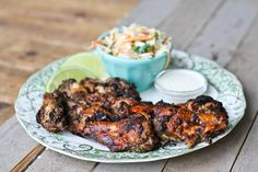 Comfy Belly: Jamaican Jerk Chicken