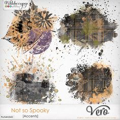 Not so Spooky [Accents] By Vero