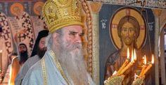 Дођи и види: Митрополит Амфилохије: Црногорским властодршцима Бог дао да врше…