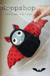 Morcego tecido