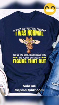Funny T Shirt Sayings, Shirt Quotes, T Shirts With Sayings, Funny Quotes, Casual T Shirts, Cute Shirts, Funny Shirts, Youtube Thumbnail, Husband Humor