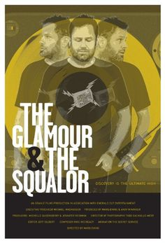 Marco Collins in The Glamour & the Squalor (2015)
