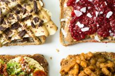 An Ode To Toast: 4 Easy (But Drool-Worthy) Vegan Combos