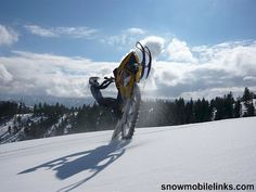 snowmobile | Crazy Mountain Xtreme Snowmobiles - High performance, limited ...