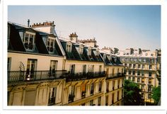 French houses are so beautiful.