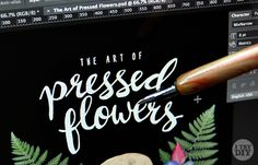 How To Digitize Your Design Work #tutorial {I Try DIY}