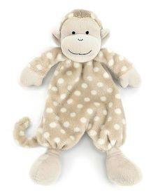 Little Jellycat MO6BB Monty Monkey Boubou