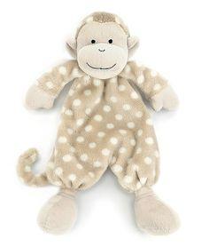 Little Jellycat MO6BB Monty Monkey Boubou