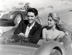 ELVIS PRESLEY and ANN MARGARET