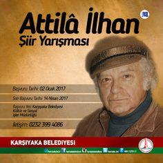 Attila İlhan Şiir Yarışması 2017, Attila İlhan Şiir Yarışması 2017 Başvuruları, Attilâ İlhan Şiir Ödülü, ATTİLÂ İLHAN ŞİİR ÖDÜLÜ YÖNETMELİĞİ,