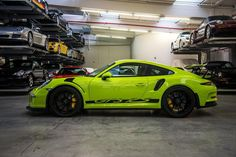 Customized special Porsche 911 GT3 RS