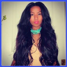 Middle hairline loose wave front lace synthetic wig so beautiful and shiny with 1b# wig,100%fiber cheap wig for black women Black Women Wigs http://www.adepamaket.com/products/middle-hairline-loose-wave-front-lace-synthetic-wig-so-beautiful-and-shiny-with-1b-wig100fiber-cheap-wig-for-black-women/ US $32.50    #adepamaket