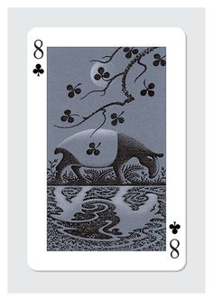 playing card by tony meeuwissen