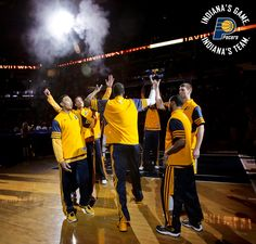 Indiana Pacers Indiana Basketball, Basketball Baby, Basketball Court, Dont Mess With Me, Indiana Pacers, Usa, Sports, Hs Sports, Sport