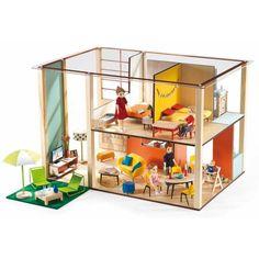 casas minimalistas de muñecas - Buscar con Google